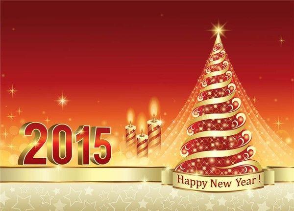 Tous nos meilleurs Voeux pour 2015